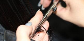 profesjonalne nożyczki fryzjerskie